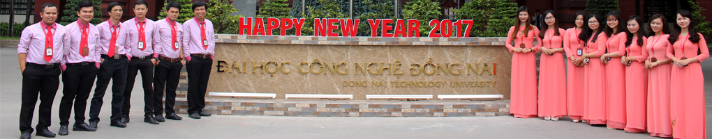 Welcome to Dong Nai Technology University